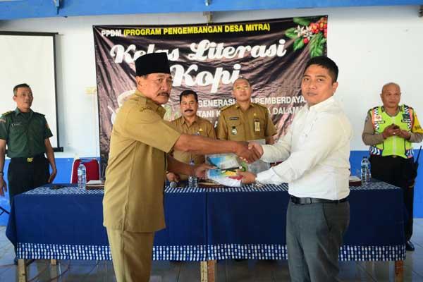 Pelatihan kopi pada milenial di Malang, Senin (29/7/2019) - Istimewa