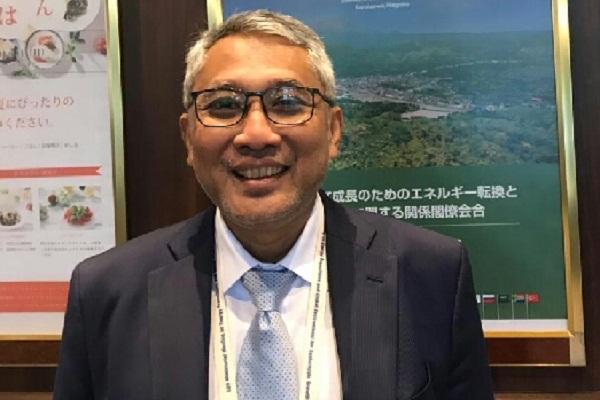 Direktur Utama PGN Gigih Prakoso. - Bisnis/Hery Trianto