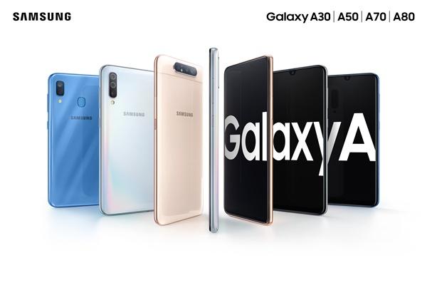 Samsung Galaxy A - istimewa
