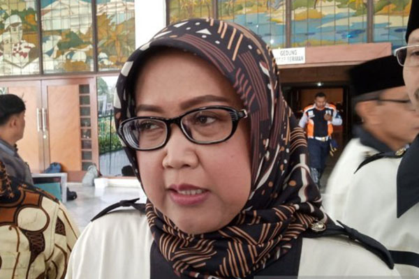 Bupati Bogor Ade Yasin - Antara/M. Fikri Setiawan