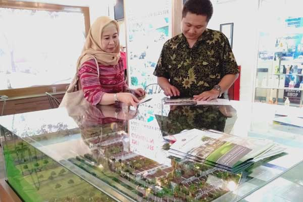 Pameran Property Expo ke lima di Mal Ciputra Semarang