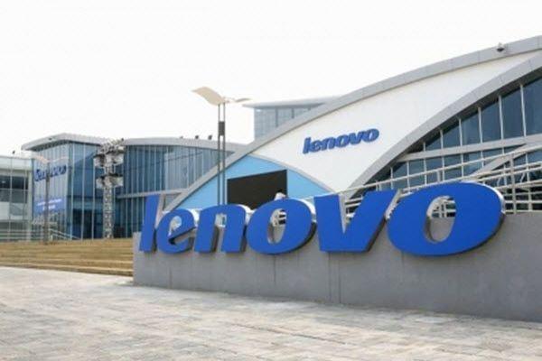Kanor Lenovo di Wuhan Hubei, China. - Istimewa