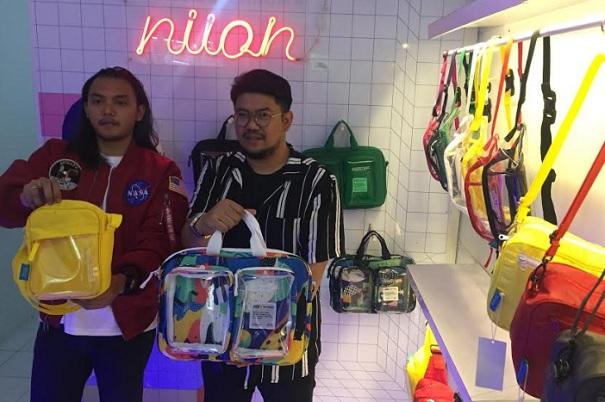 Merek lokal asal Bandung, NIION siap pamerkan produknya di Agenda Show Las Vegas pada 11-14 Agustus 2019 - Bisnis/Dea Andriyawan