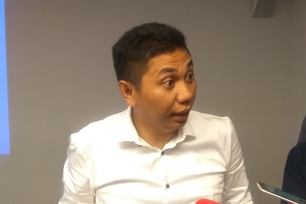 Ketua DPP Partai Demokrat Jansen Sitindaon - Bisnis/Jaffry Prabu Prakoso