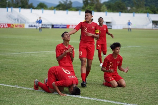 Timnas U-15 Indonesia. - PSSI.org