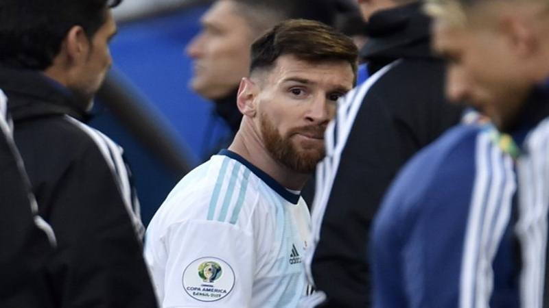Pesepakbola Lionel Messi - Istimewa