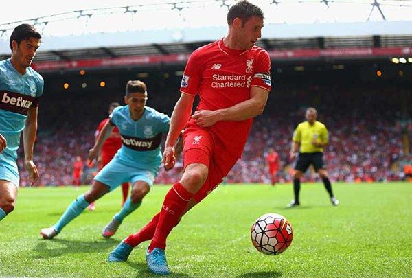 James Milner - Premier League