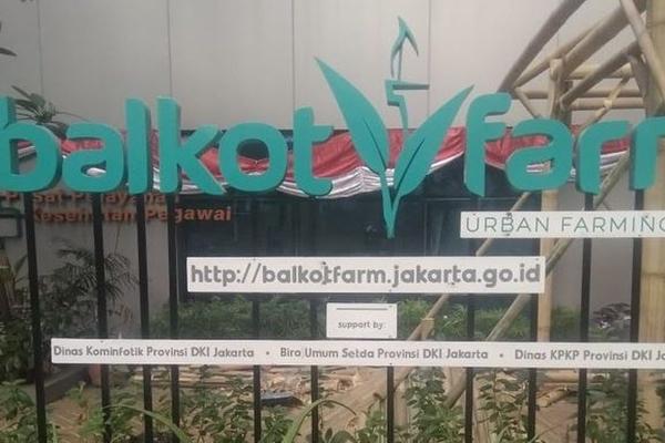 Balkot Farm - IG Balkotfarm.jakarta.go.id