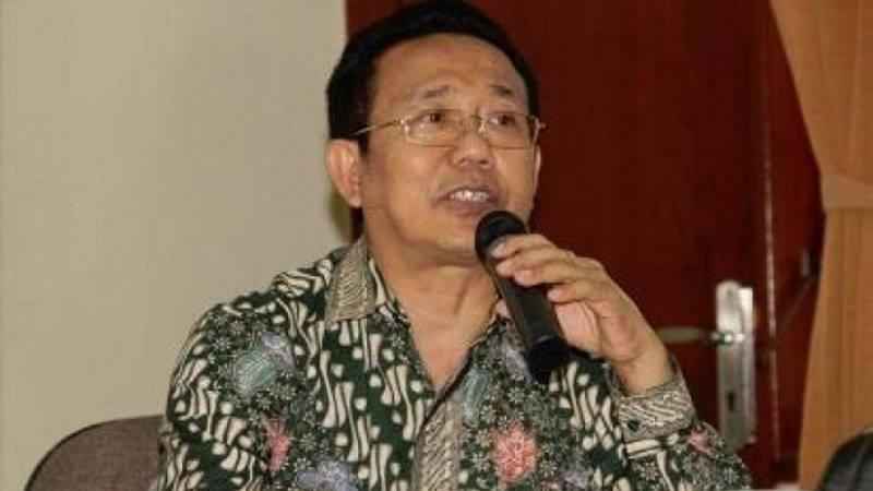 Sekretaris Umum PGI Pendeta Gomar Gultom - Istimewa