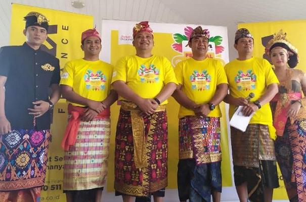 Adira Finance kembali menggelar Festival Pesona Lokal - Bisnis/Ema Sukarelawanto
