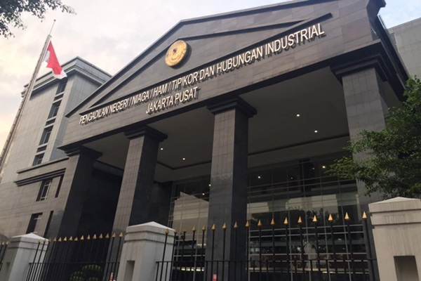 Pengadilan Negeri Jakarta Pusat. - Bisnis/Deliana Pradhita Sari