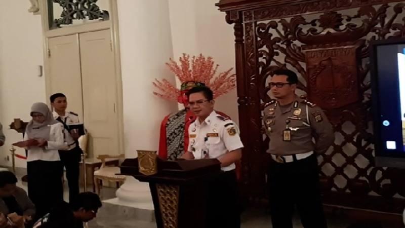 Kepala Dinas PerhubunLiputo. gan Provinsi DKI Jakarta Syafrin Liputo. JIBI/Bisnis - Aziz Rahardyan