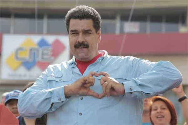 Presiden Venezuela, Nicholas Maduro. - Reuters