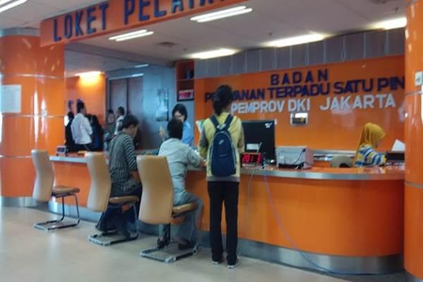 Badan Pelayanan Terpadu Satu Pintu DKI Jakarta - Istimewa