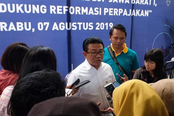 Kepala Kanwil DJP Jawa Barat I Neilmaldrin Noor - Bisnis/Hadijah Alaydrus