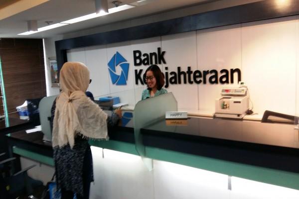 PT Bank Kesejahteraan Ekonomi. - Antara
