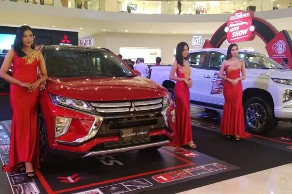 Mitsubishi Motors Auto Show yang diselenggarakan di The Park Mall Solo pada 811 Agustus 2019.