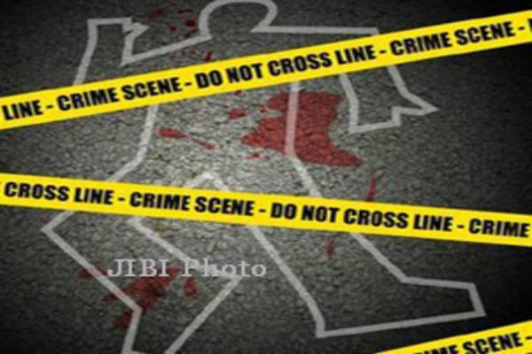 Ilustrasi kecelakaan lalu lintas.JIBI