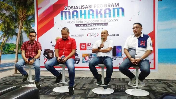 Sosialisasi program Mahakam - Binis/Sophia Razak