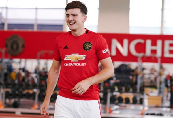 Bek Manchester United, Harry Maguire - Manutd