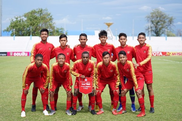 Timnas U-15 Indonesia - PSSI