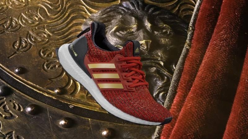 Adidas berkolaborasi dengan Game of Thrones dalam koleksi terbaru. - Adidas