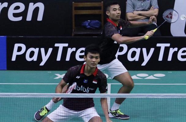 Muhammad Shohibul Fikri-Bagas Maulana - Badminton Indonesia