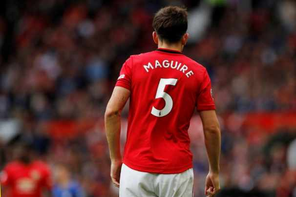 Harry Maguire - Reuters