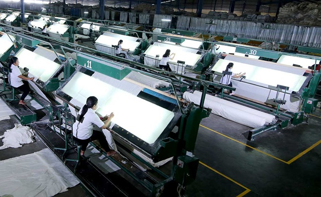 Pabrik tekstil - duniatex.com