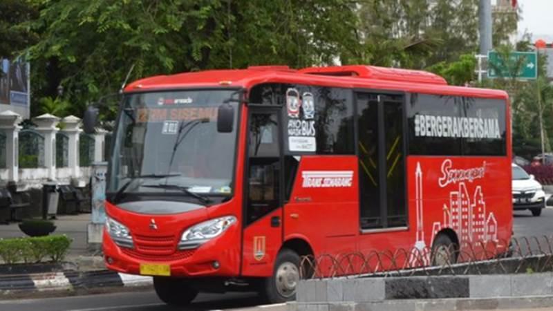 Trans Semarang - Twitter