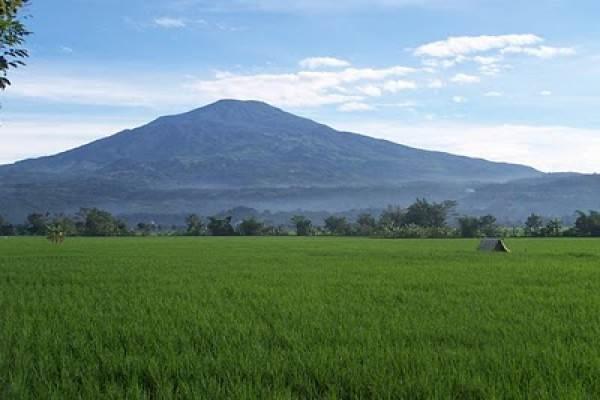 Gunung Ciremai - Antara