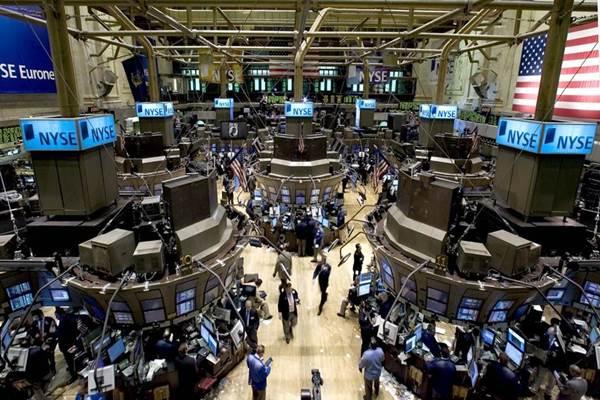 Suasana di Bursa Amerika Serikat - Reuters