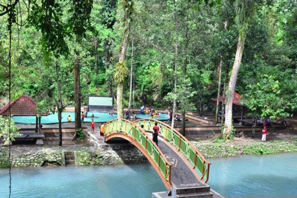 Ilustrasi: Desa Wisata Sesaot, Kecamatan Narmada, Kabupaten Lombok Barat, Nusa Tenggara Barat. - Antara/Awaludin