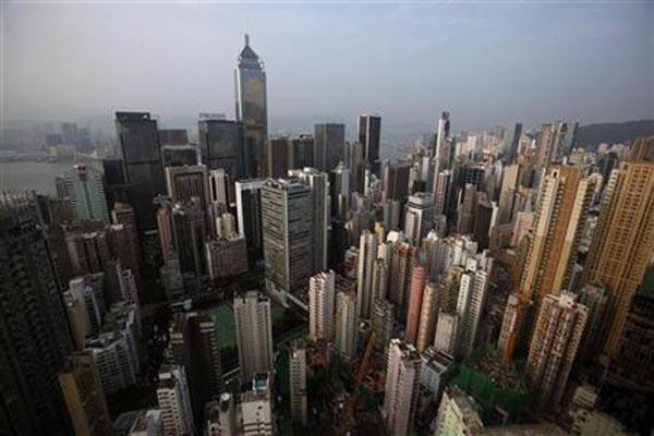 Hong Kong - Reuters/Bobby Yip