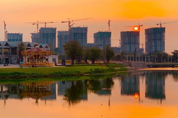 Kota Baru Meikarta tengah bersiap menyambut Hari Kemerdekaan Ke-74 RI dengan menyelenggarakan event festival 17-an dan Colour Fun Run. - Bisnis