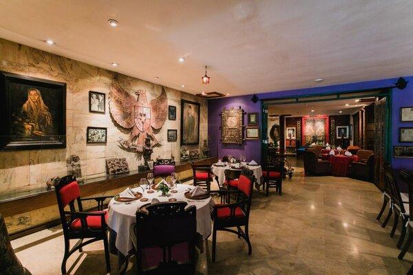 Soekarno Room di Restoran Melati Hotel Melati. - Ist