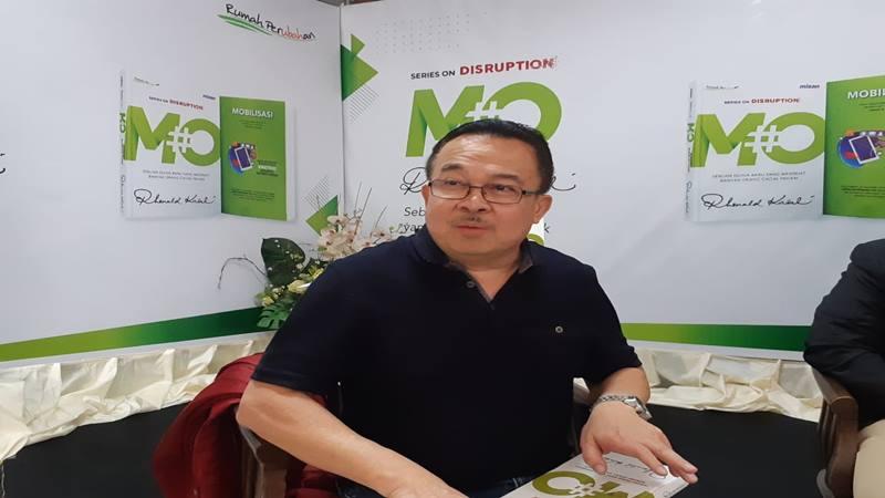 Akademisi dan pebisnis Rhenald Kasali. JIBI/Bisnis - Ria Theresia Situmorang