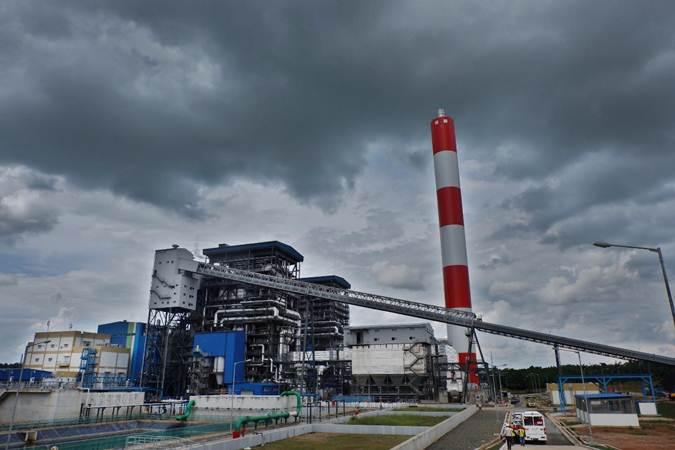 Ilustrasi pembangkit listrik. - Bisnis/Nurul Hidayat