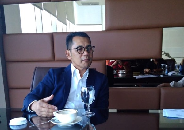 Dirut WIKA Realty Agung Salladin. BISNIS - Puput Ady Sukarno
