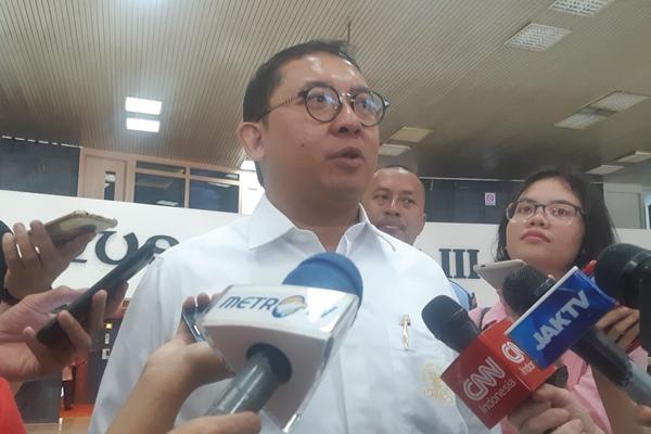 Wakil Ketua Umum Partai Gerindra Fadli Zon - Bisnis/Jaffry Prabu Prakoso