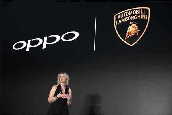 Peluncuran OPPO Find X Automobili Lamborghini Special Edition di Paris. - Lamborghini