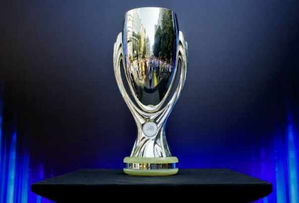 Piala Super Eropa - Liverpool