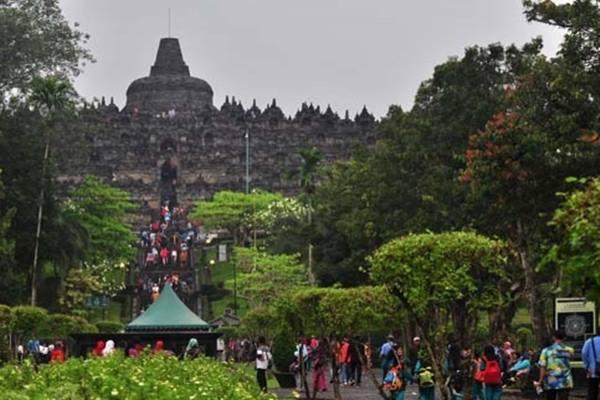 Borobudur - Antara