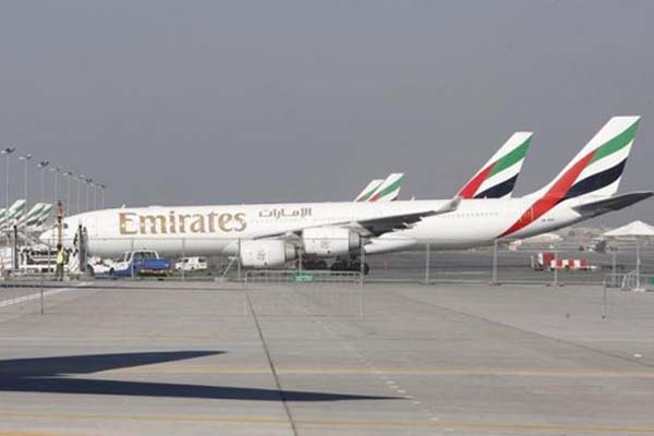 Emirates Airlines - Reuters/Nikhil Monteiro