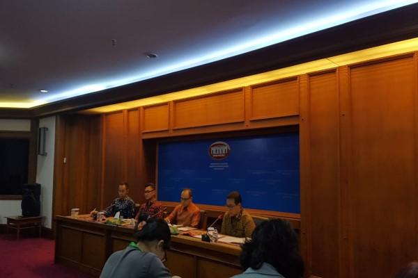 Press briefing mingguan Kementerian Luar Negeri RI di Jakarta, Kamis (15/8/2019) - Denis Riantiza M