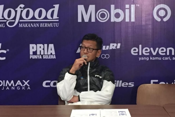 Direktur PT Persib Bandung Bermartabat (PBB) Teddy Tjahyono - Bisnis/Dea Andriyawan