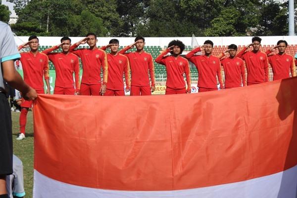 Timnas U-18 Indonesia - PSSI
