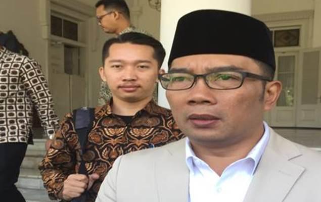 Gubernur Jawa Barat Ridwan Kamil - BISNIS/Wisnu Wage