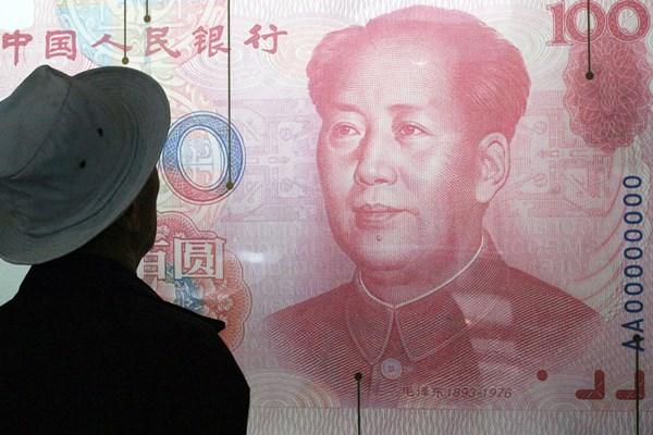 Yuan. - Bloomberg