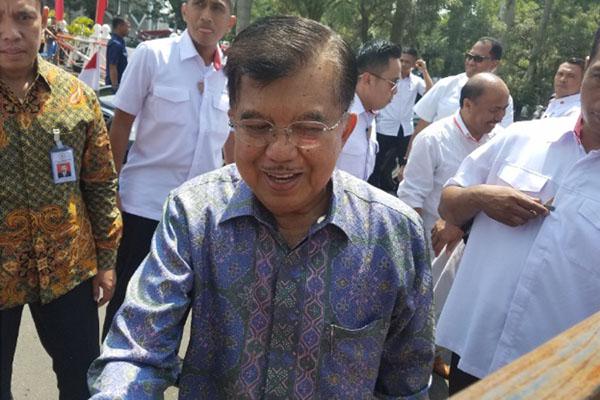 Jusuf Kalla - Bisnis/Choirul Anam